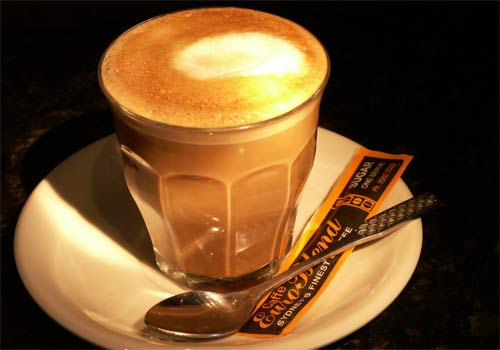 a home espresso machine can make a great latte