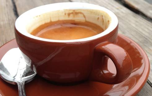 home espresso machine tips for making a ristretto