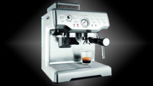 how to use and espresso machine