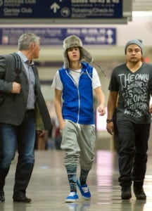 justin bieber outfits blue