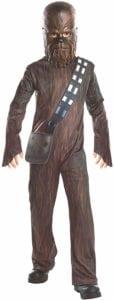 kids costumes chewbacca