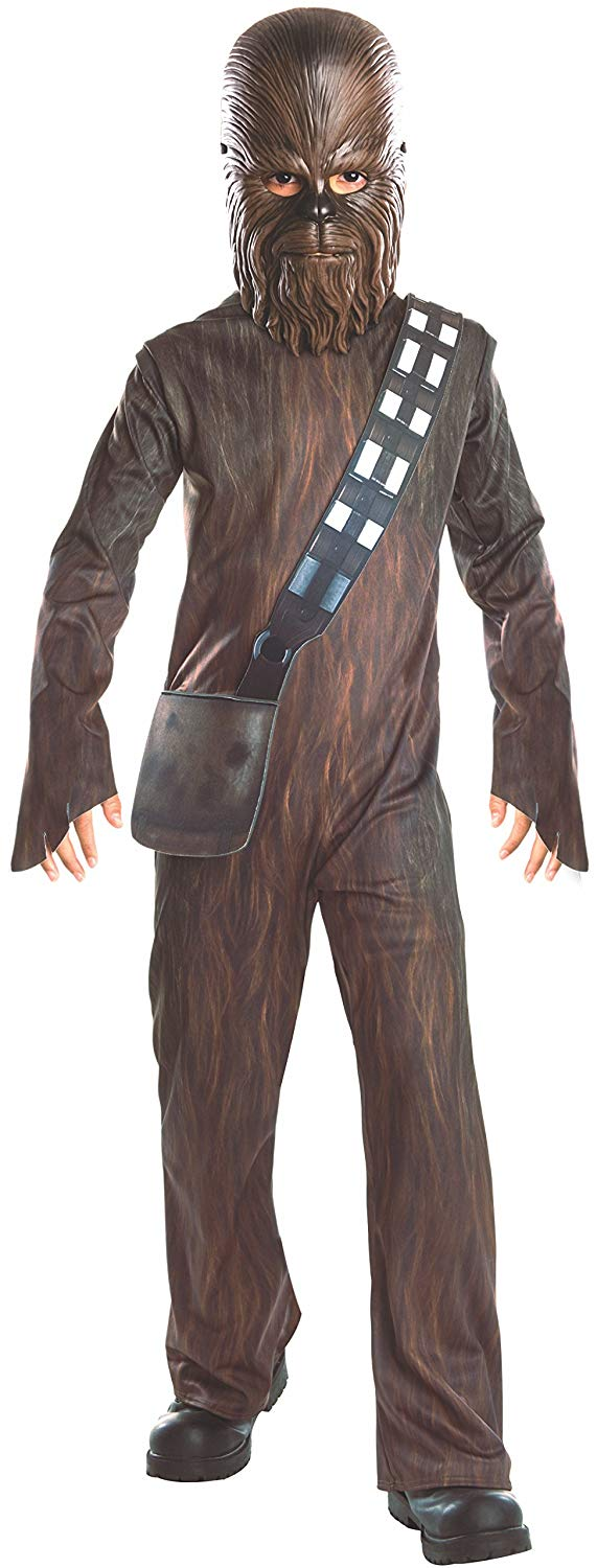 kids costumes chewbacca