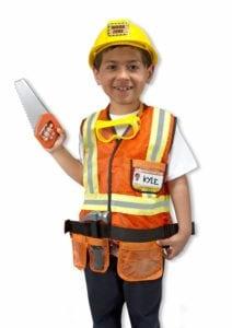 kids costumes construction