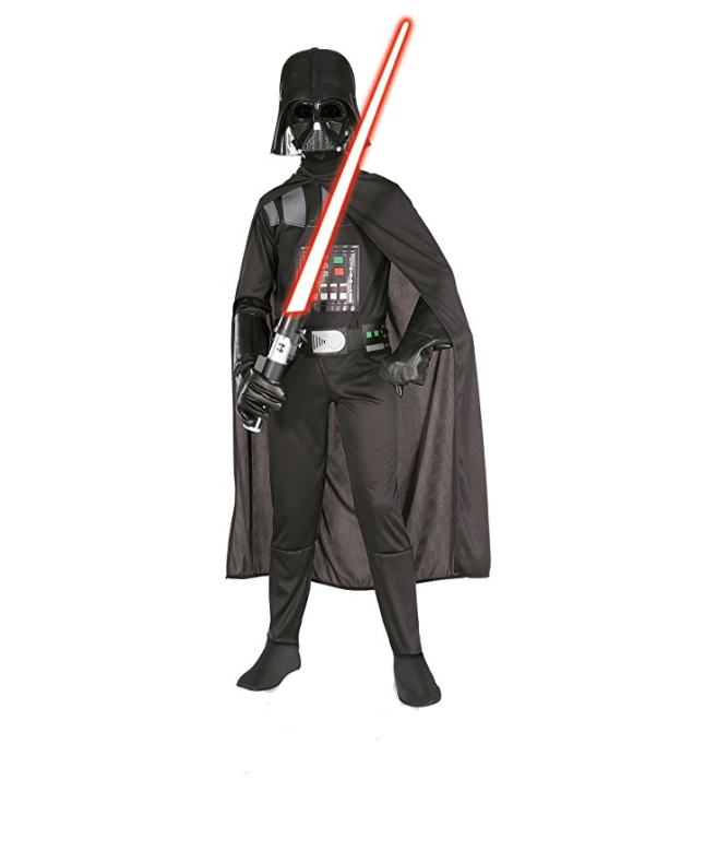 kids costumes darth vader