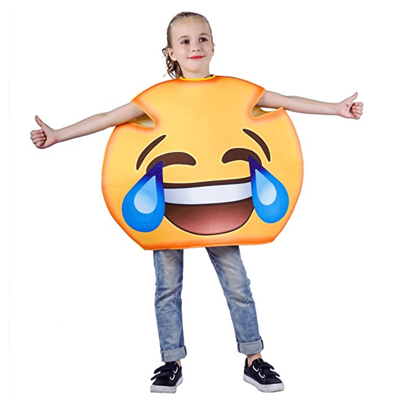 kids costumes emoji