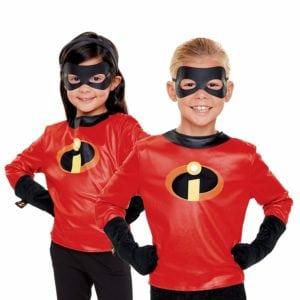 kids costumes incredibles