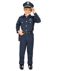 kids costumes police