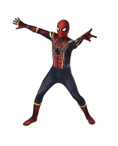 kids costumes spiderman