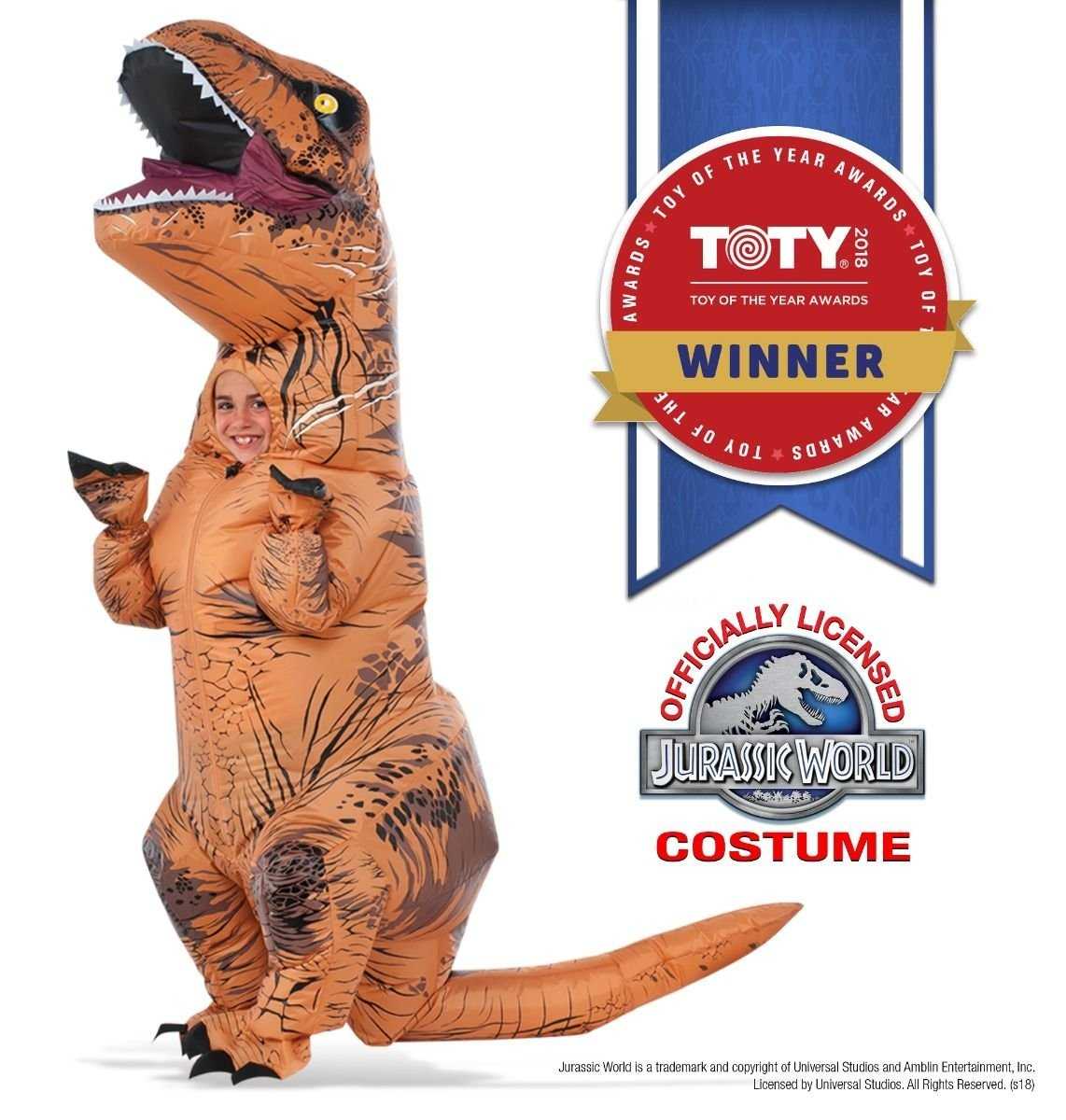 t-rex kids costumes