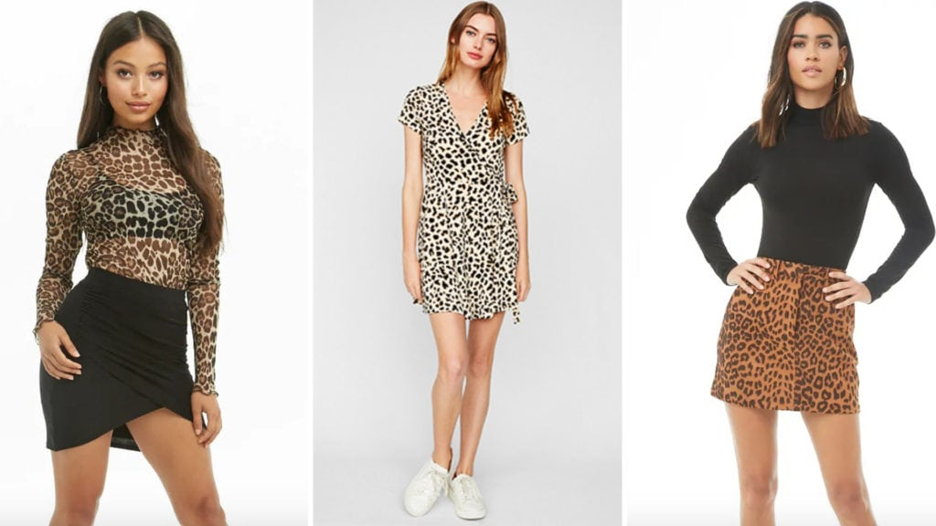 Follow Your Animal Instincts with This Season's Leopard Print Trend