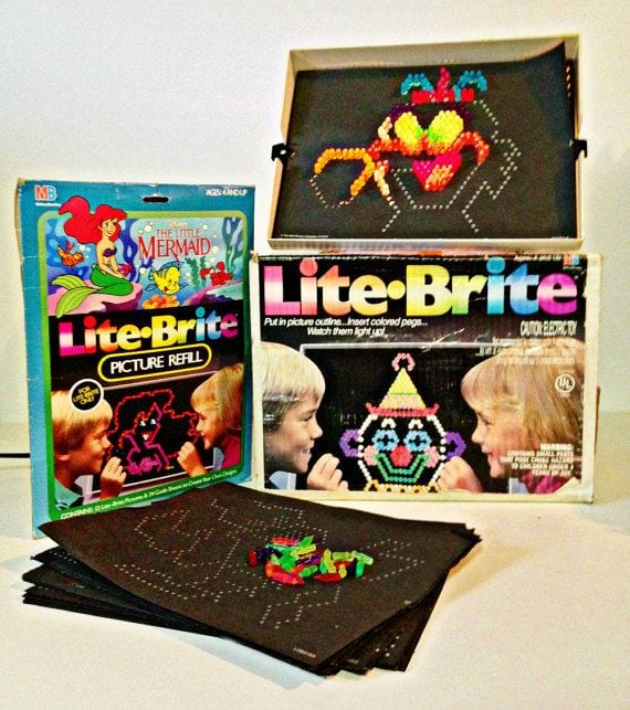 lite brite valuable toys