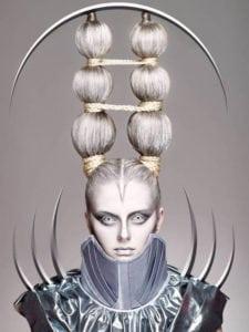 magical hair art