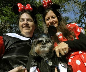 Micky and Mini Mouse - Halloween Costumes