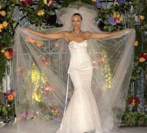 most expensive wedding dress $12 million
