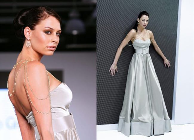 most expensive wedding dresses - dashana's luxury gown