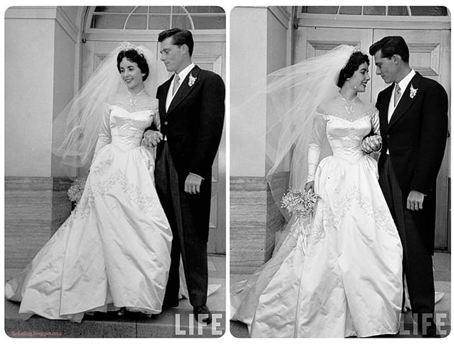 most expensive wedding dresses elizabeth taylor
