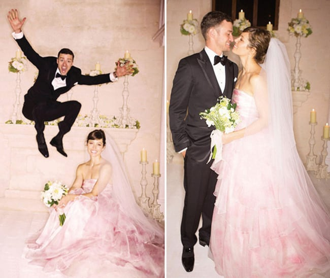 most expensive wedding dresses jessica biel