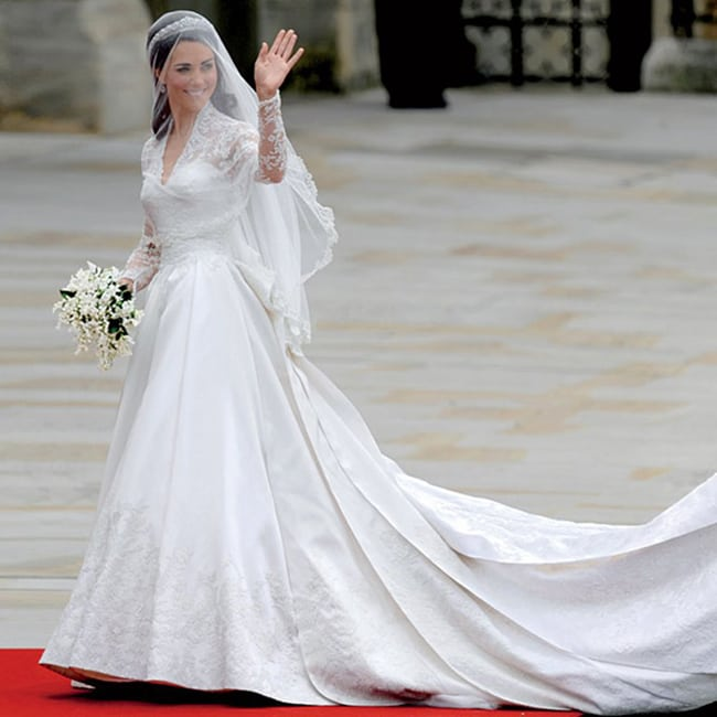 most expensive wedding dresses kate middleton