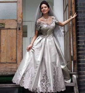 most expensive wedding dresses mauro adami
