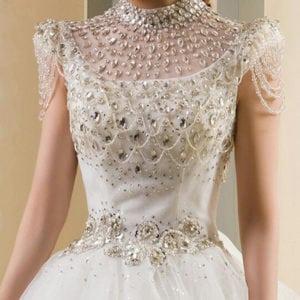 most expensive wedding dresses the diamond wedding dress