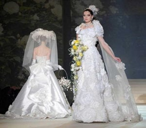 most expensive wedding dresses yumo katsura