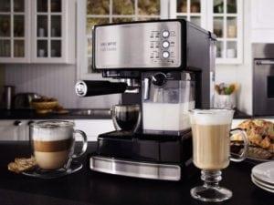 mr. coffee cafe barista espresso machine