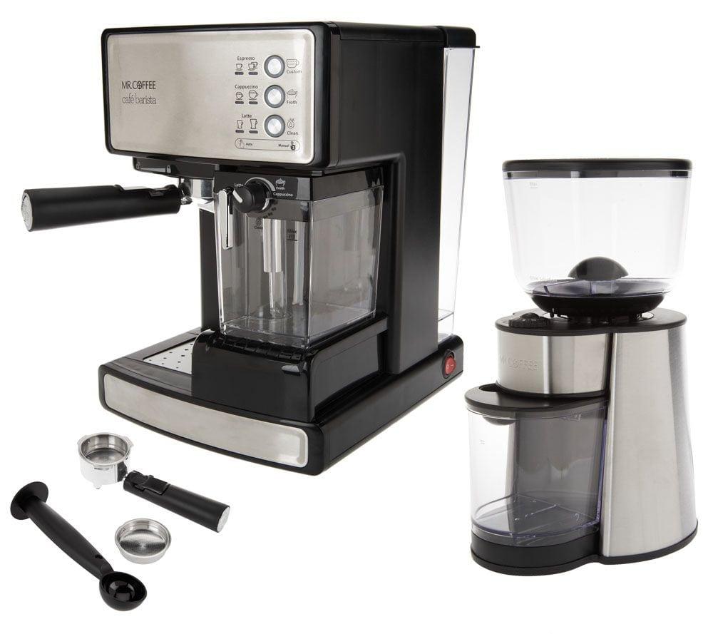 Mr Coffee Cafe Barista Espresso Machine Review Top5
