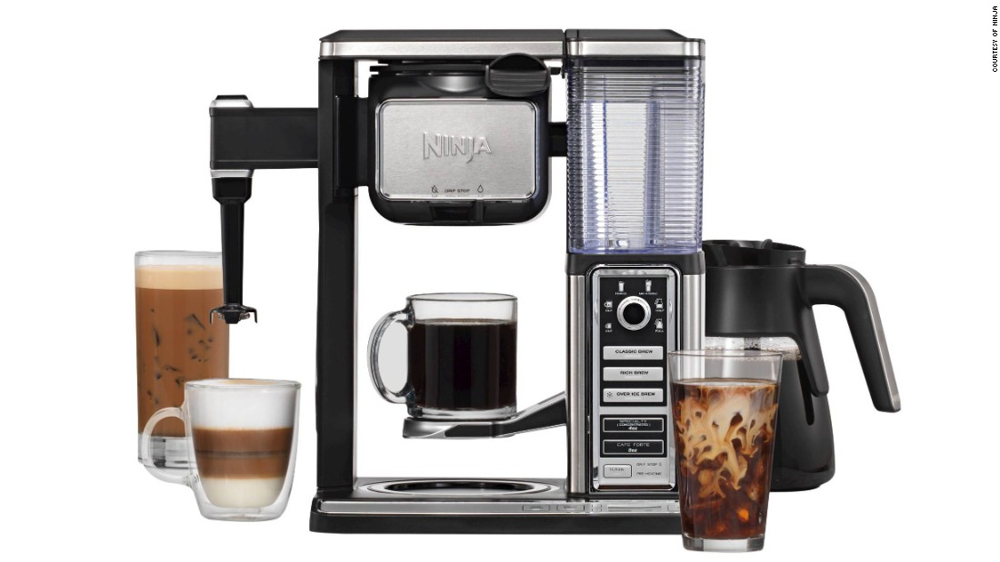 Ninja Coffee Bar Glass Carafe System Review