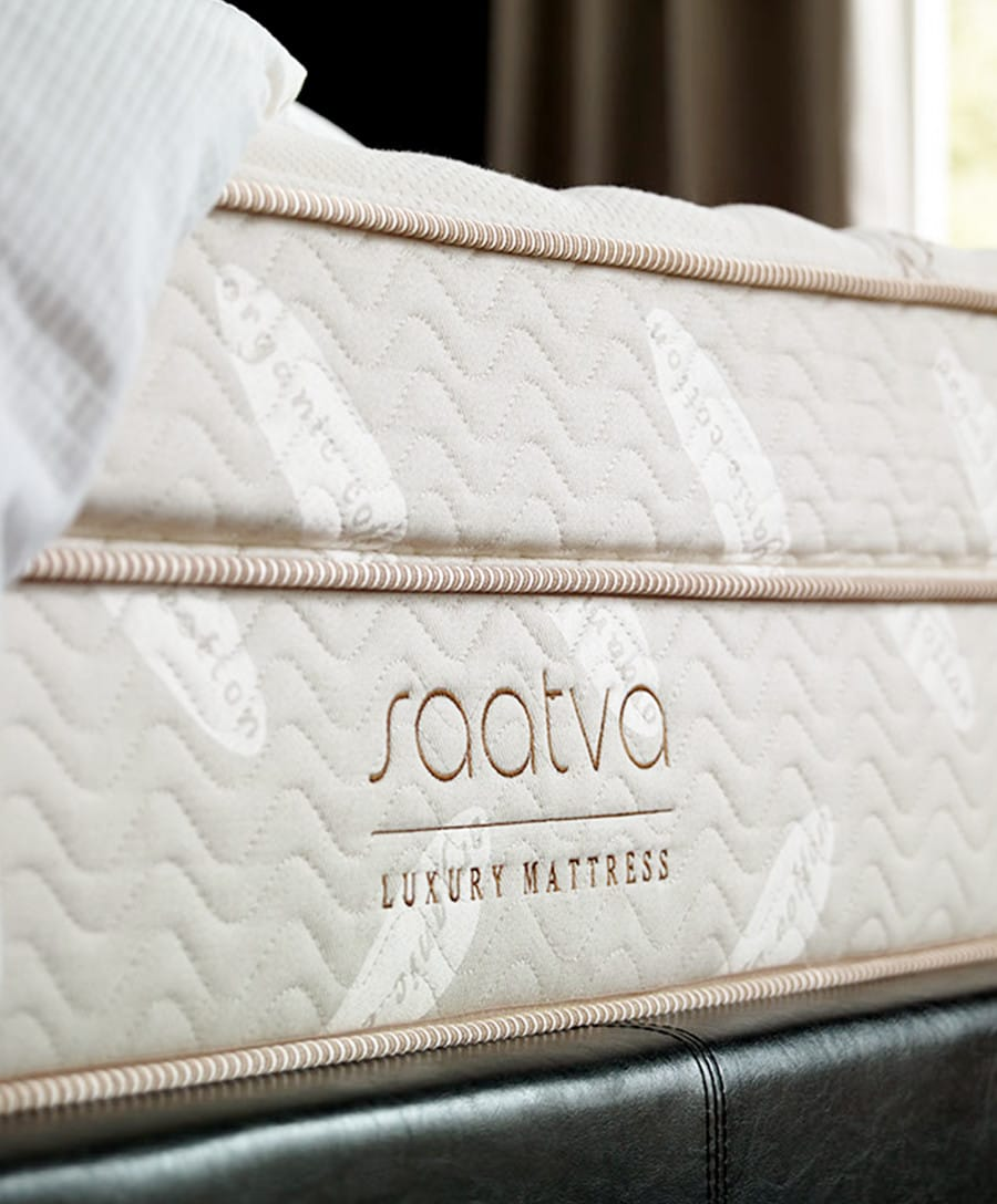 Saatva mattress luxury