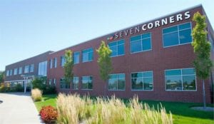 seven corners travel insurance building