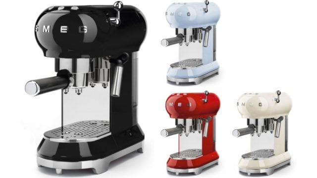 SMEG '50s Style Retro Espresso Machine Review