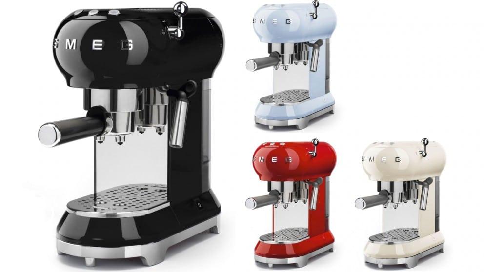 SMEG '50s Style Retro Espresso Machines