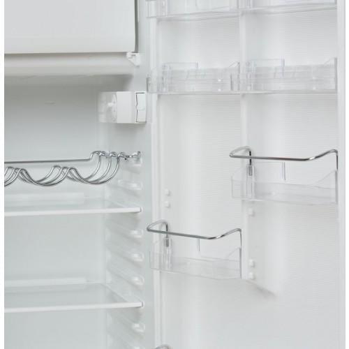 smeg fridge inside