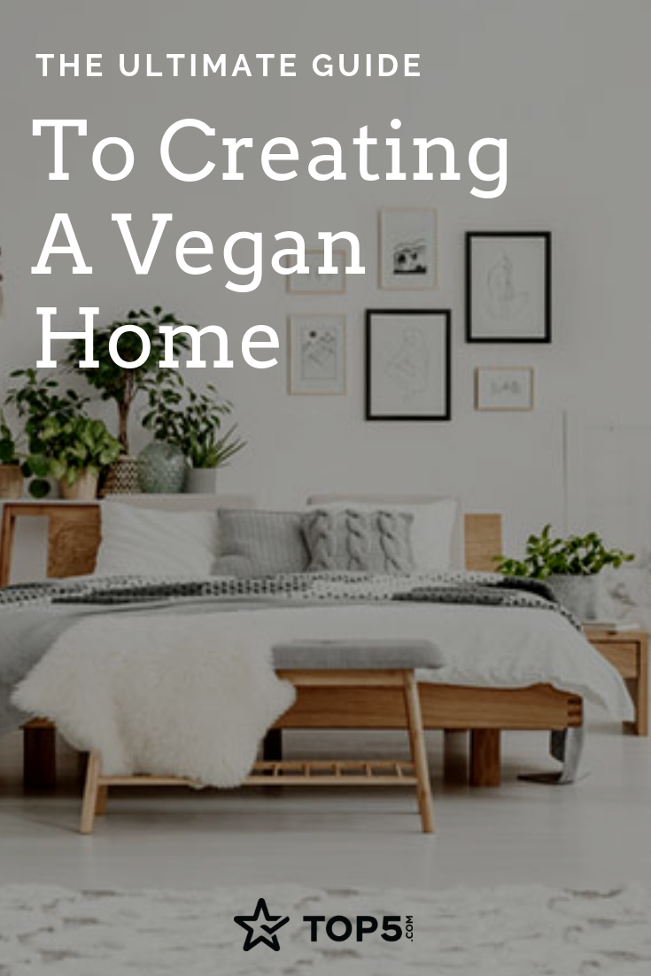 the ultimate guide to creating a vegan home