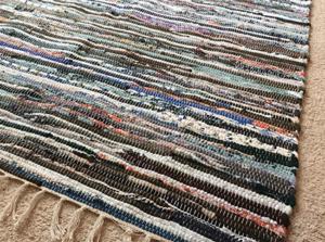 vegan home eco-friendly rug
