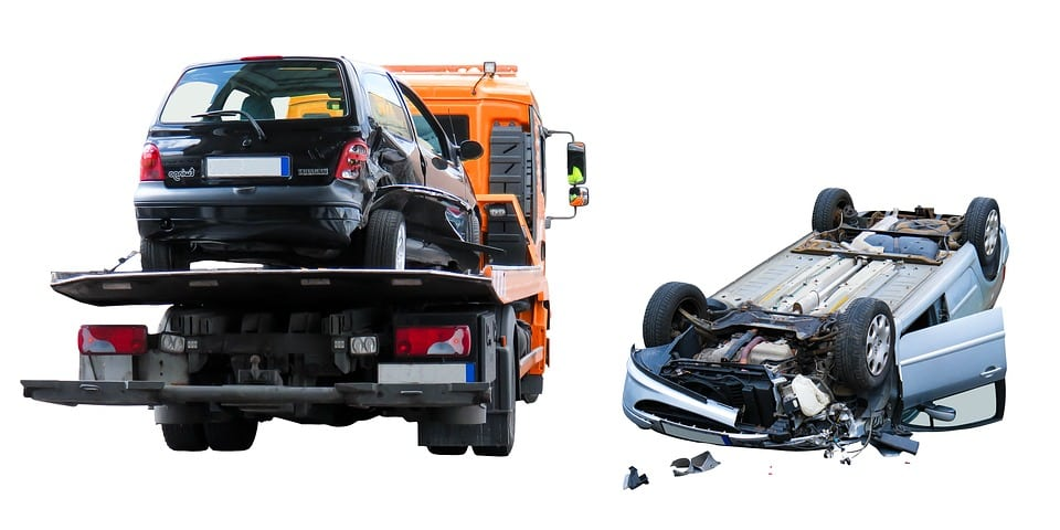 Why do I need car insurance? It's the law
