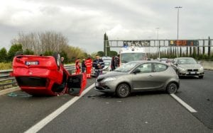 Car insurance compensates you for an accident that isn't your fault