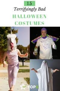 15 terrifyingly bad halloween costumes