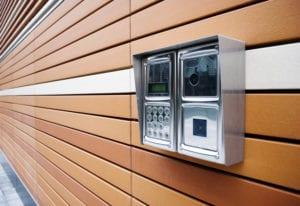 a door showing how does a video doorbell work