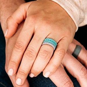 Alternative engagement rings: qalo