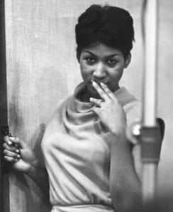 aretha franklin queen of soul new york times