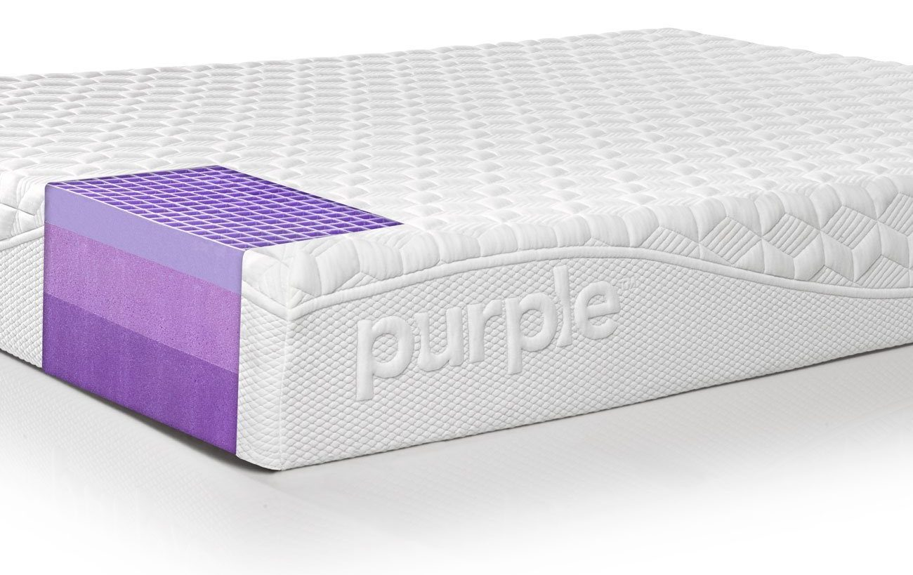 best rated mattresses purple