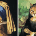 Art + Cats = Amazing Re-Created Art Paintings With Cats That Will Make You Visit Your Nearest Museum Again