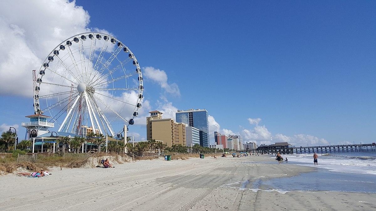 deadliest beach myrtle beach south carolina