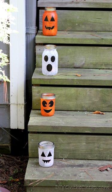 diy halloween decorations lanterns
