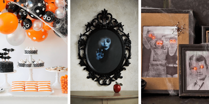 20+ DIY Halloween Decorations That Will Spook All Your Guests – But Not Your Wallet