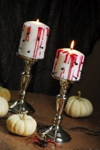 diy halloween decorations candies spooky
