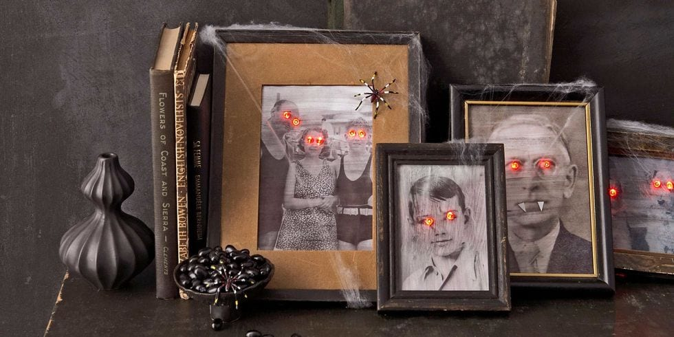 diy halloween decorations eerie pictures