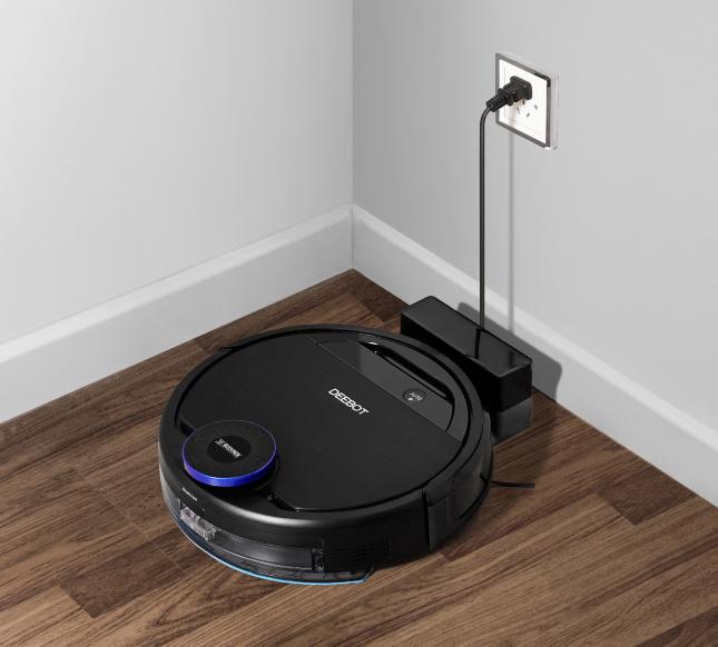 ecovacs deebot 930 charging