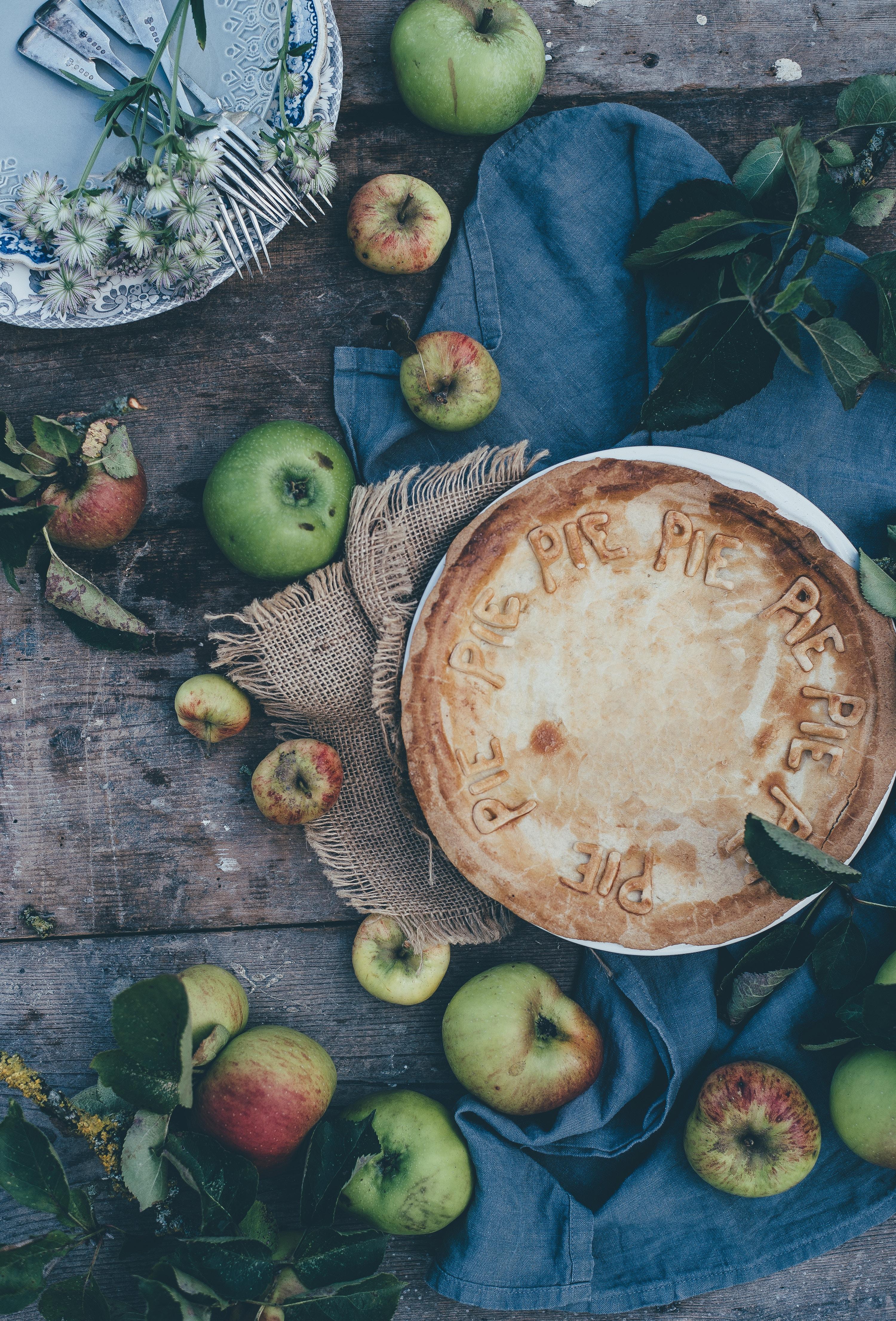 Fall Photos Apple Pie
